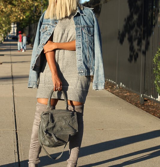 Denim x Grey – NYFW Day 4