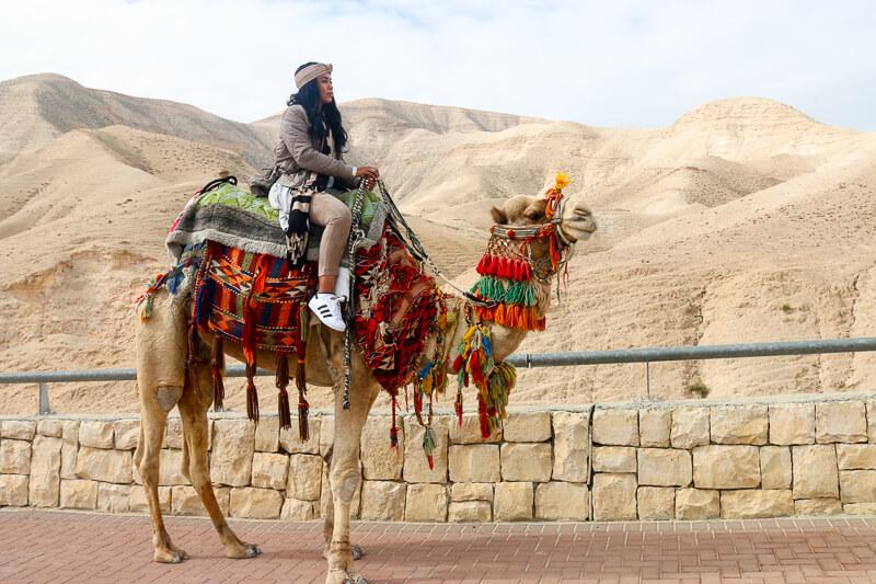 Palestinian Territories -Jericho/Jordan River/Hisham's Palace